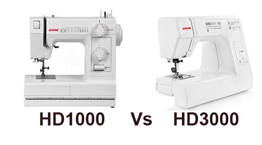 Janome hd3000 sewing machine review 2016 sewing machines for Janome hd3000
